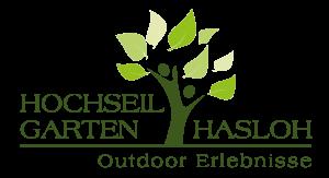 Logo transparent - Hochseilgarten-Hasloh